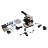 Микроскоп школьный Эврика 40х-1280х с видеоокуляром в кейсе