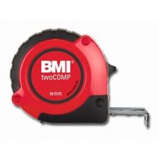 Измерительная рулетка BMI twoCOMP 3 M с поверкой (типа Р3У2Д)